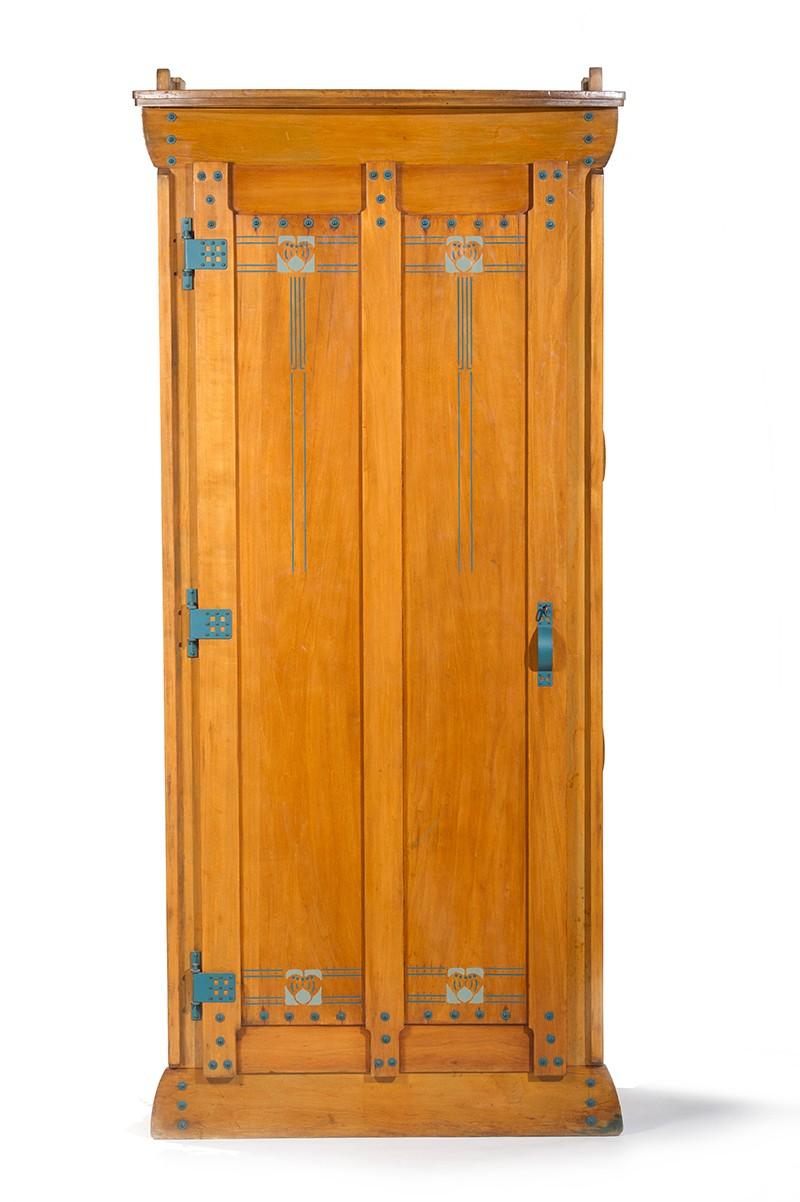 gustave serrurier bovy armoire silex haesaerts le. Black Bedroom Furniture Sets. Home Design Ideas