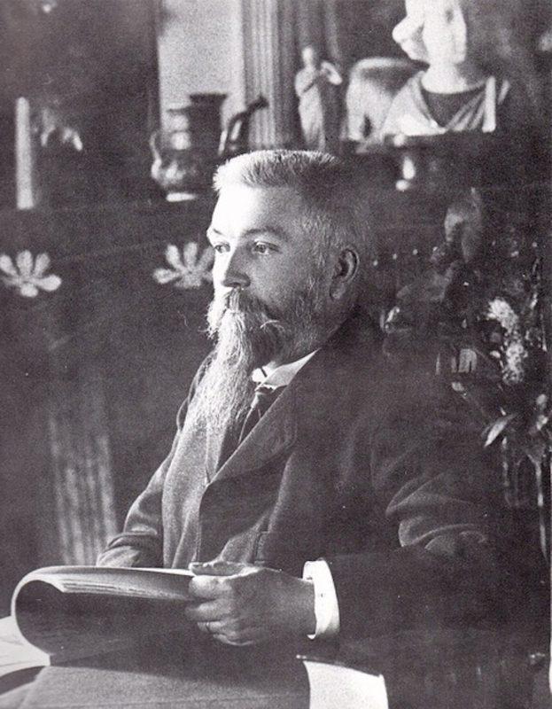 Gustave Serrurier-Bovy <span> 1858-1910</span>