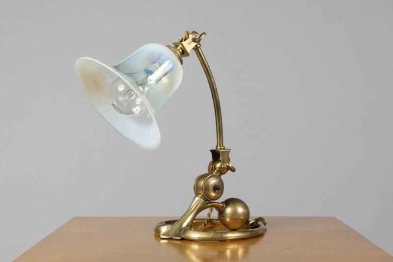 W.A.S Benson <span>Lampe de table</span>